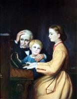 Unknown author piano lesson