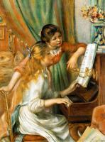 Renoir The Piano Lesson